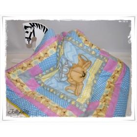 Sewing pattern Vivis Baby blanket