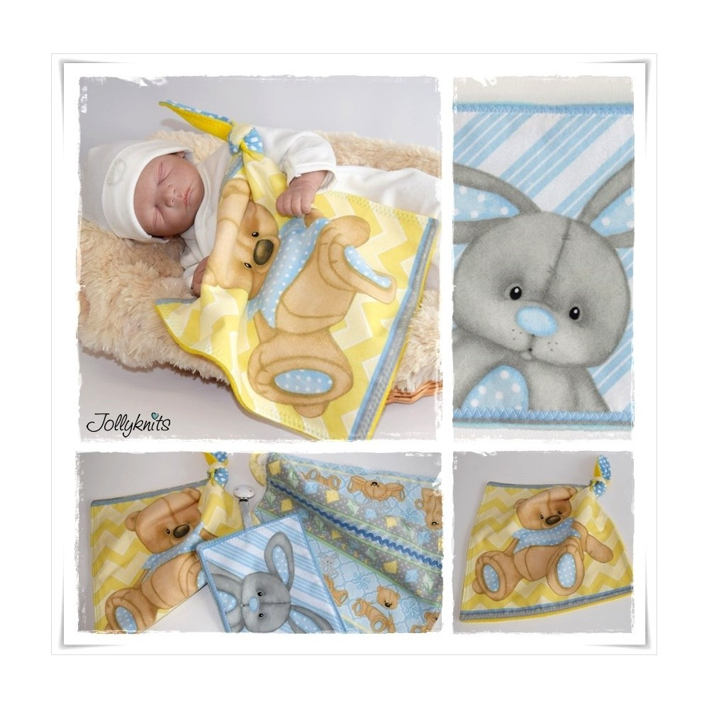 Sewing pattern Vivis Baby pillow