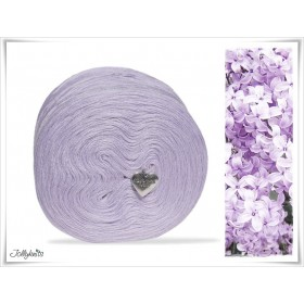 Wolle einfarbig Merino LIGHT LILAC