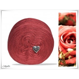 Solid Yarn Merino ROSE WOOD
