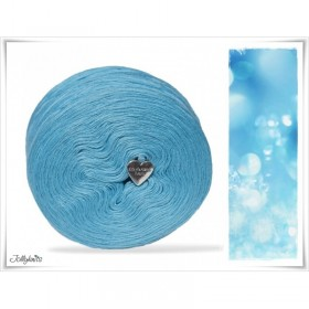 Solid Yarn Merino BABY BLUE