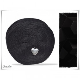 Solid Yarn Merino BLACK