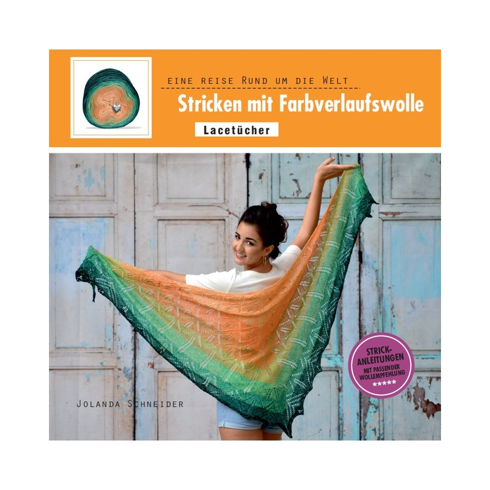 E-Book - KNITTING WITH GRADIENT YARN