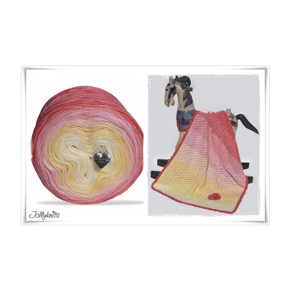 Product Bundle Knitting Pattern And Yarn