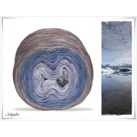 Gradient Yarn Cotton A DAY ON THE SEA