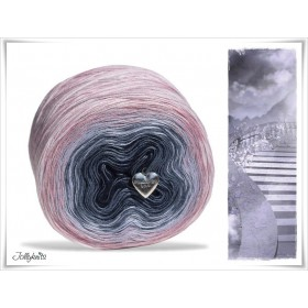 Gradient Yarn Cotton STAIRWAY TO HEAVEN