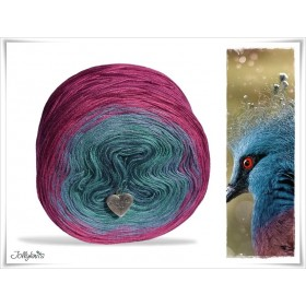 Gradient Yarn Cotton GOURA VICTORIA