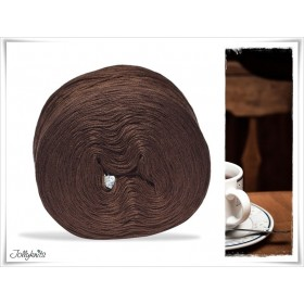 Solid Yarn Cotton BROWN