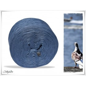 Solid Yarn Cotton DOVE BLUE