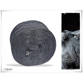 Solid Yarn Cotton  GREY MOTTLED