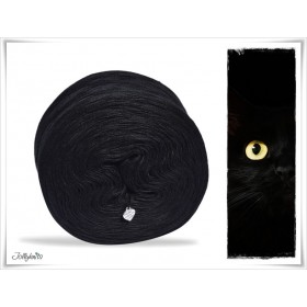 Solid Yarn Cotton BLACK