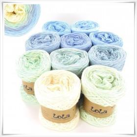 Bobbel Boxx Gradient Yarn BLUE TIT