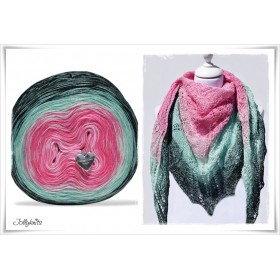 Gradient Yarn + Knitting...