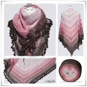 Crochet Pattern Laceshawl...
