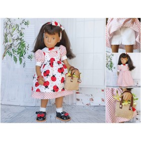 Clothing Set FLY, LADYBUG