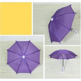 Umbrella purple Sasha Doll