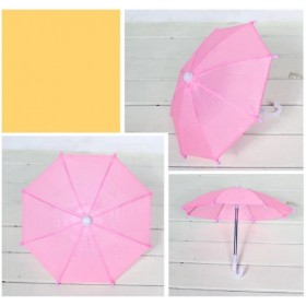 Umbrella pink for Sasha Doll