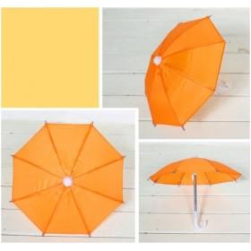 Umbrella orange for Sasha Doll
