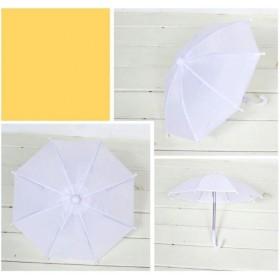 Regenschirm weiss für Sasha...