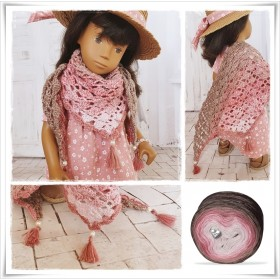 Crochet Pattern Lace Shawl...