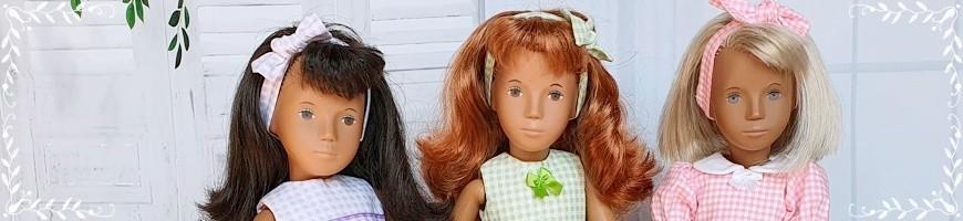 Bekleidung & Zubehör für Sasha Puppe